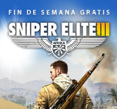 Steam: Sniper Elite III GRATIS este fin de semana