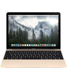 "Amazon: Macbook 12"" MK4M2E/A, Core M, 8 GB RAM, 256 GB (vendida por un tercero)"
