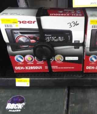 Walmart Escobedo Norte: Autoestéreo DEH-X2850UI Pioneer a $995.01