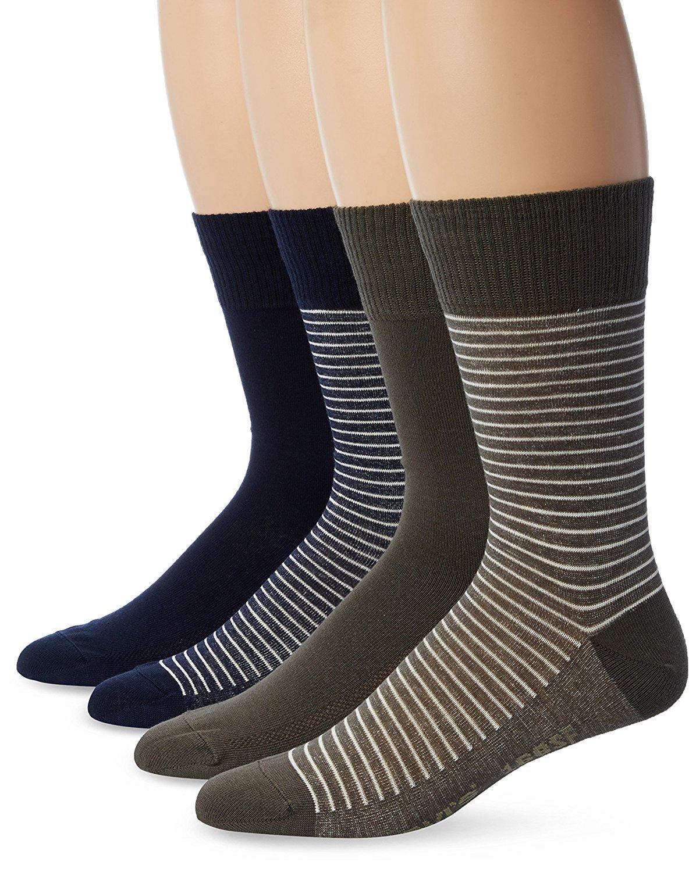 Amazon: Calcetines Levis Pack de 4 talla 6-12