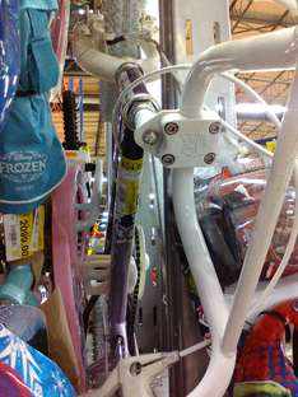 Bodega Aurrerá: bicicleta benotto Giselle R16 a $624.01 y más