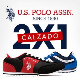 Ösom: 2 x 1 en calzado U.S. Polo ASSN para hombre y mujer