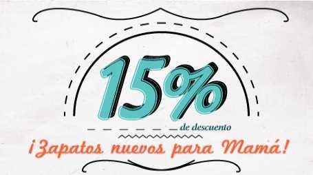 Capa de Ozono: 15% de descuento en calzado de dama