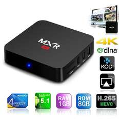 Amazon: Oferta relampago android tv box con chipset Rockchip RK3229 (soporta 4k)