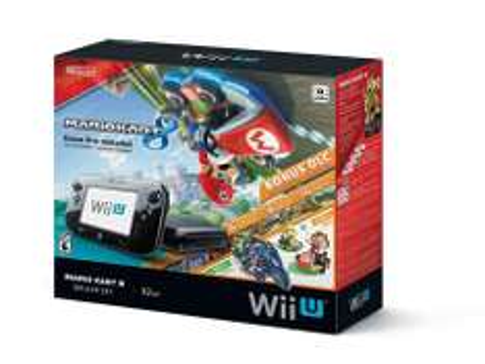 Liverpool Online: Consola WII U Bundle Mario Kart 8 $6204