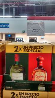 Sam's Club: Buchanan's + Don Julio reposado