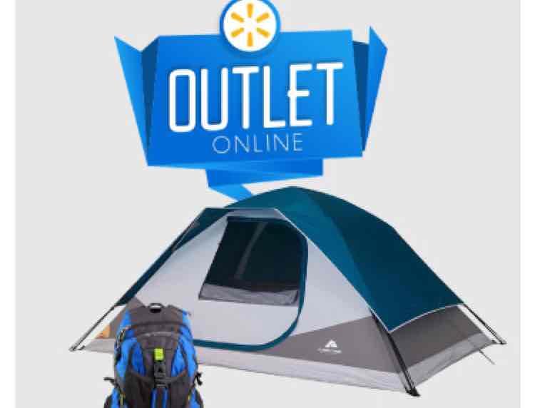 Walmart en línea: Outlet Deportes