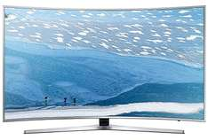 "Amazon: Samsung UN55KU6500FXZX Smart TV Curvo 55"", 4K Ultra HD"