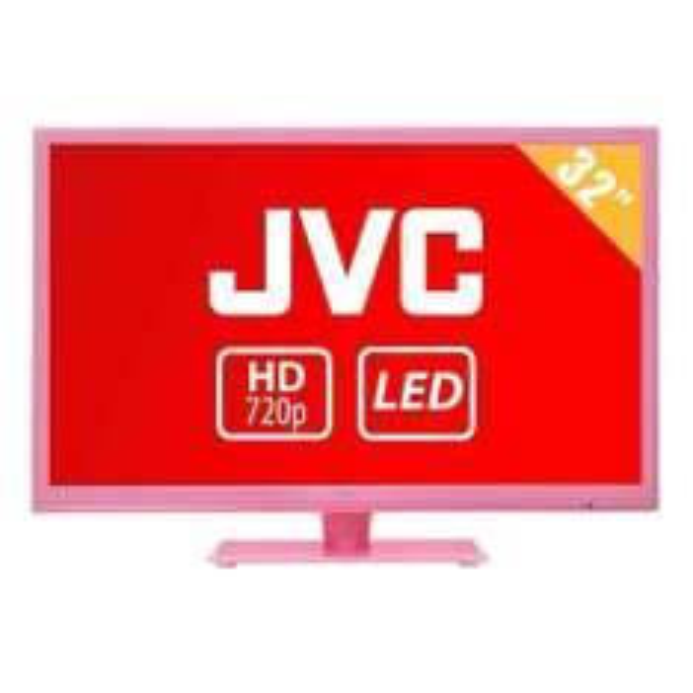 "Walmart en línea: Pantalla LED de 32"" JVC"