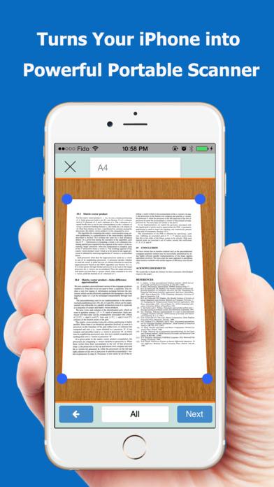 App Store: iOS TopScanner gratis