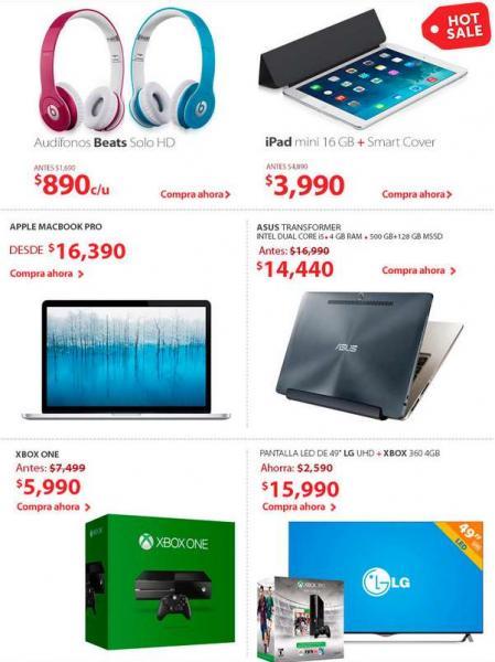 Ofertas de Hot Sale en Walmart : audífonos Beats $890, blu-ray Panasonic $490 y más