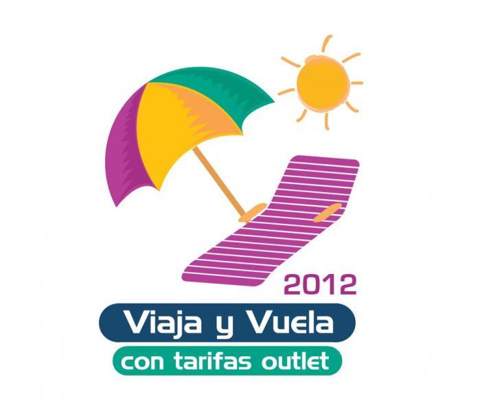 Outlet Viaja y Vuela del 10 al 13 de mayo (DF)