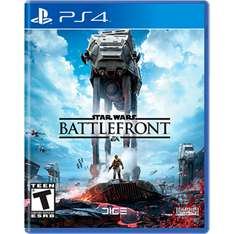 Palacio de Hierro por internet: star wars battlefront  para PS4