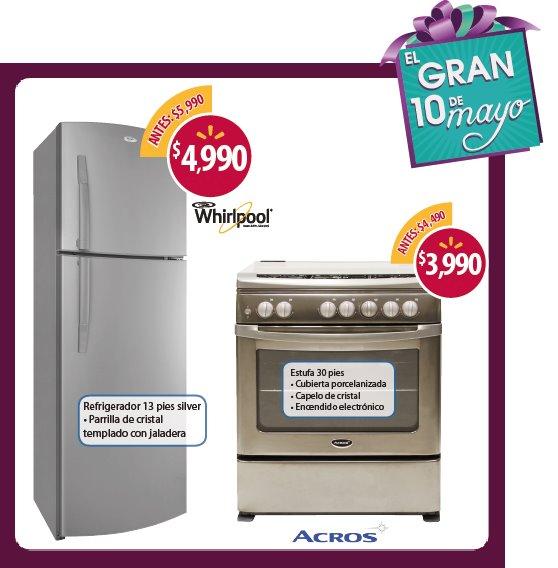 Walmart: promociones del día de la madre y ofertas del folleto