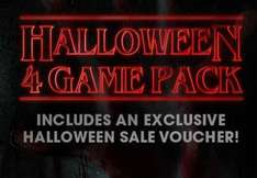 Halloween 4 Game Pack cuatro juegos para steam