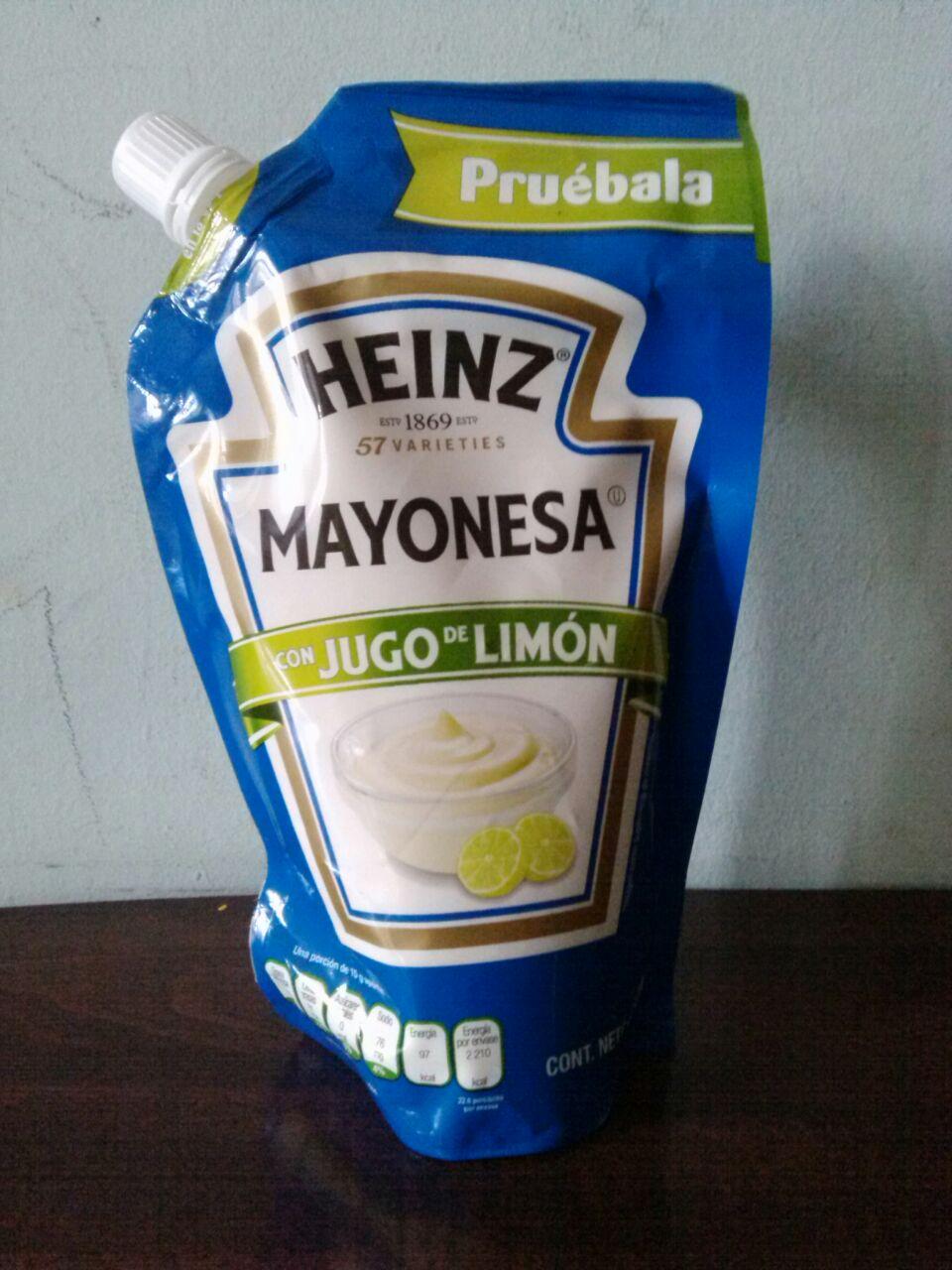 Walmart Galerias Saltillo: Mayonesa Heinz 340 gr a $6.39 y más