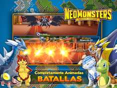 Google Play: Neo Monsters 100 Centavos