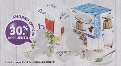 Soriana Híper: 30% de descuento en todas las vajillas del depto. de hogar, 3x2 en Ades 946 ml, 3x2 en medicamentos genéricos y Nodrim,