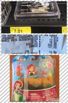 Walmart: Liquidación juguete Disney little kingdom a $72.01