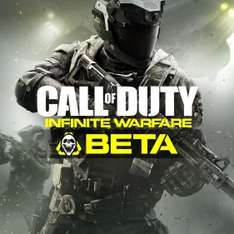 Beta abierta de Call of Duty: Infinite Warfare PS4 y Xbox One