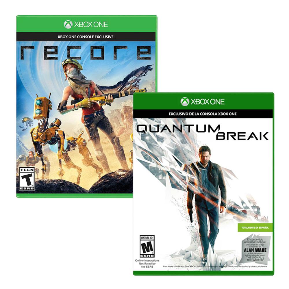 Walmart On line: Quantum break + ReCore para Xbox One