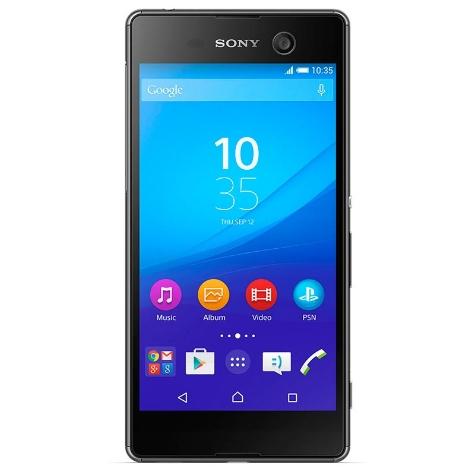 Elektra en línea: Sony Xperia M5