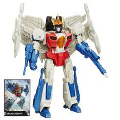 Amazon.com.mx y Walmart.com.mx Transformers Combiner Wars Leader Starscream
