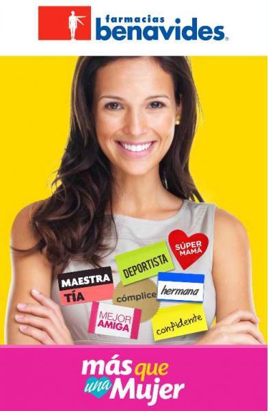 Folleto Farmacias Benavides: 3x2 en jabón Dove, chocolates Kisses, Always y más