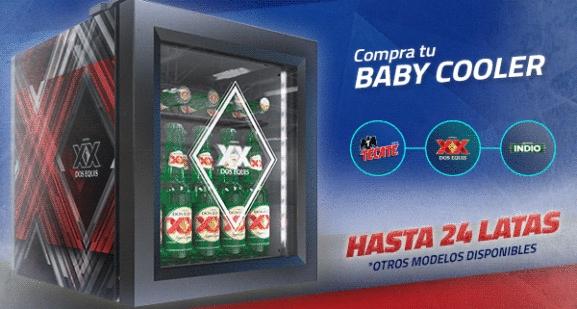Imbera Market: Baby Cooler a $4,309