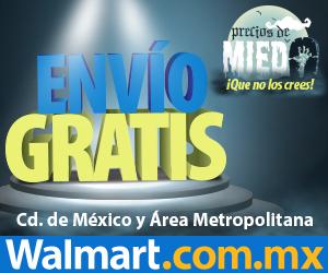 Walmart: envío gratis sin mínimo (DF y área metropolitana)