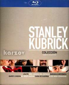 Amazon: Kubrick Collection [Blu-ray]
