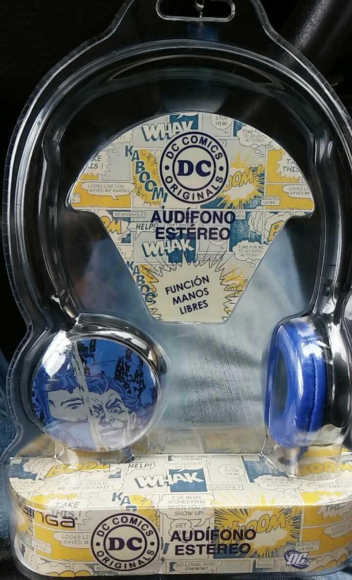 Walmart Zinacantepec, audifonos batman, juvenil 99.01 pesos