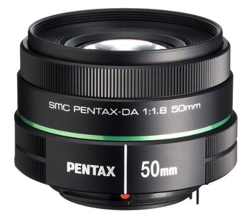 Amazon: Objetivo (Lente) Pentax SMC DA 50 mm F1.8