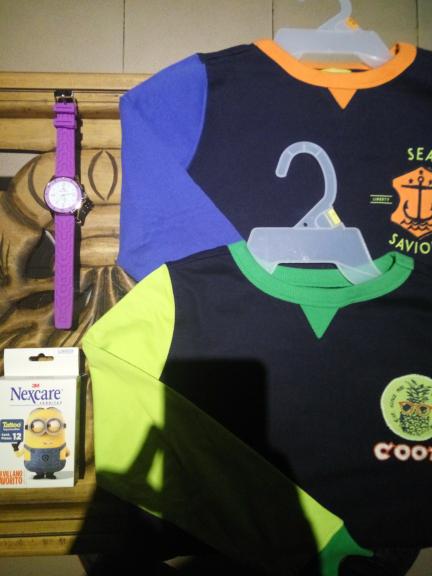 Bodega Aurrerá: sudaderas de niño a $20.01, reloj $10.01, curitas impermeables minions $6.01