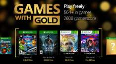 Xbox: Games With Gold Noviembre!
