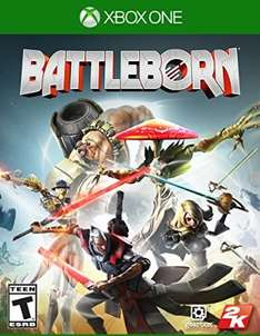 Amazon: Battleborn - Standard Edition para Xbox One o PS4