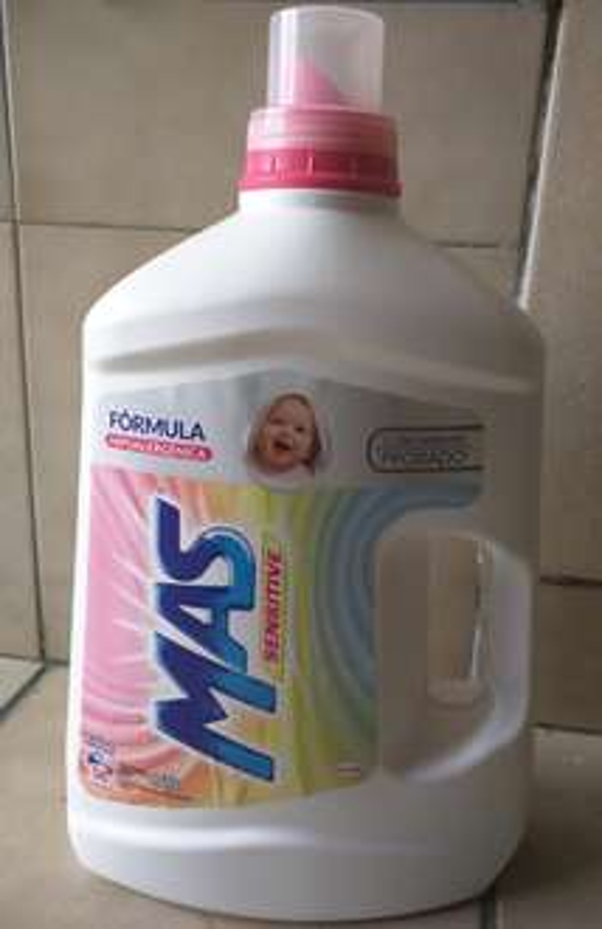 Chedraui Churubusco: Detergente Mas Color Sensitive de 4.65lts a $15.20 y más