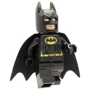Amazon: LEGO Reloj Despertador Batman $469