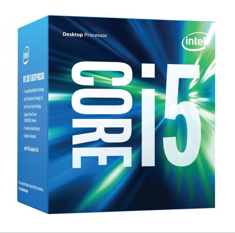 Amazon: Intel i5 6500 a $3,789