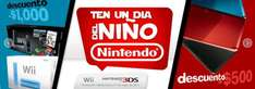 Game Planet: Wii a $1,990 y nintendo 3DS desde $2,990