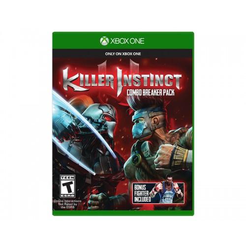 Chedraui:  Killer Instinct Xbox One Microsoft