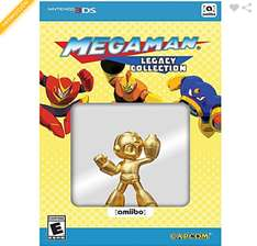 Palacio de Hierro: MEGA MAN LEGACY COLLECTION 3DS