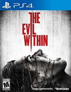 Amazon: The Evil Within para Playstation 4