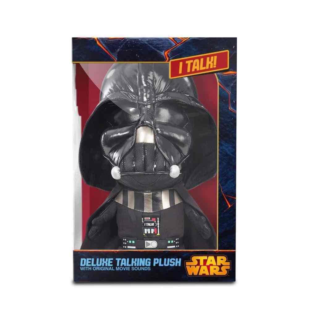 Walmart en línea: Darth Vader de Peluche Deluxe Star Wars Famosa