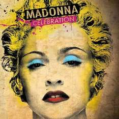 Google Play Music: Album Celebration de Madonna con 37 canciones a solo $70, su precio normal ronda los $200