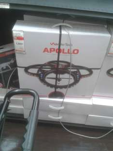 Chedraui Polanco: drone Apollo a $1,990