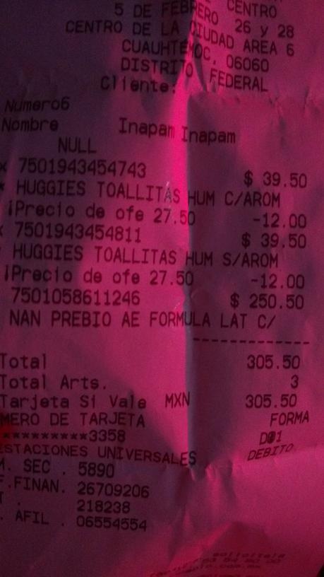 Farmacias San Pablo: 30% dedcuento en toallitas Huggies y pañales absorsec