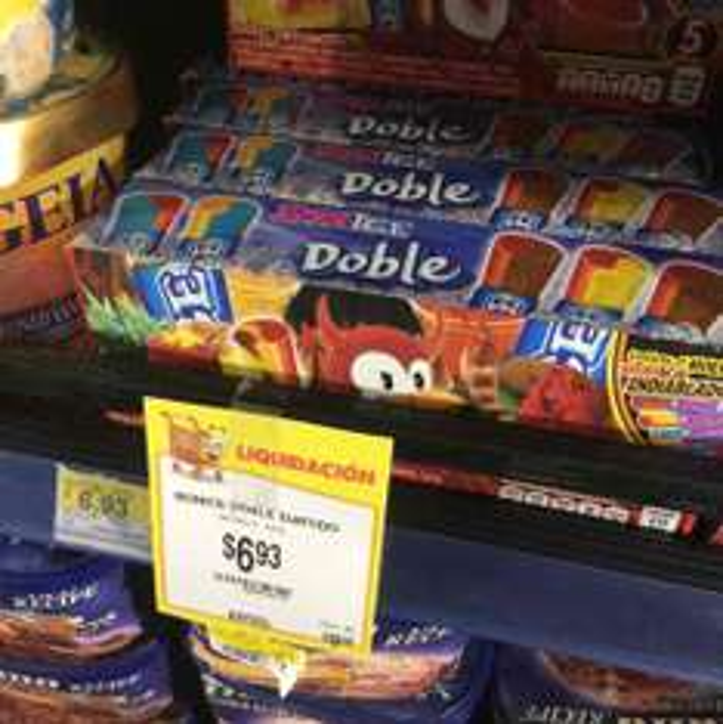 Walmart Acueducto: bonice doble 5 piezas