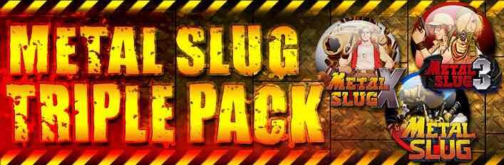 Steam: Metal Slug Triple Pack