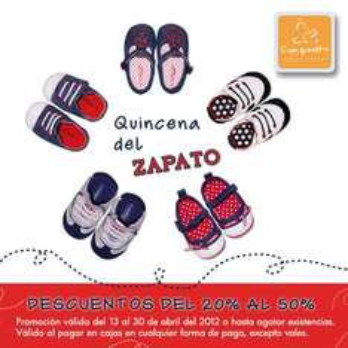 Campanita: del 20% al 50% de descuento en zapatos